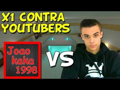 JOAOKAKA1998 VS. CSR - X1 CONTRA YOUTUBERS