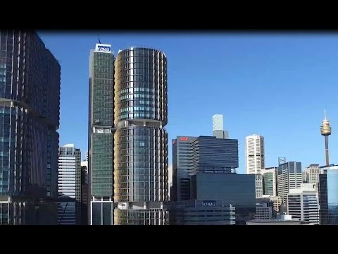 Welcome to KPMG's agile office at Barangaroo