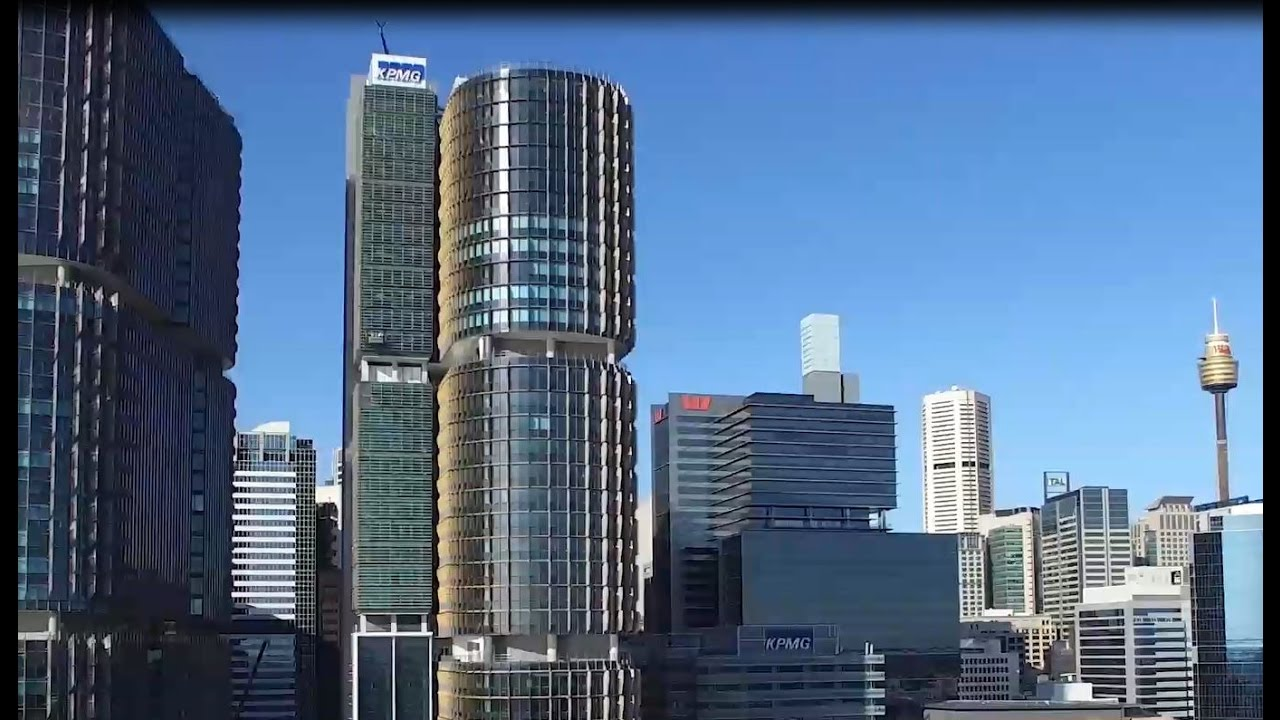 Welcome To Kpmg S Agile Office At Barangaroo Youtube