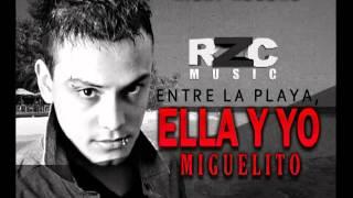 Miguelito - Entre La Playa, Ella Y Yo [2013 Marzo CumbiaFlow.com.ar]