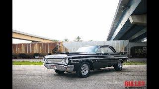 1964 Dodge Polara 440 Dual Quads 4 Speed Walk Around