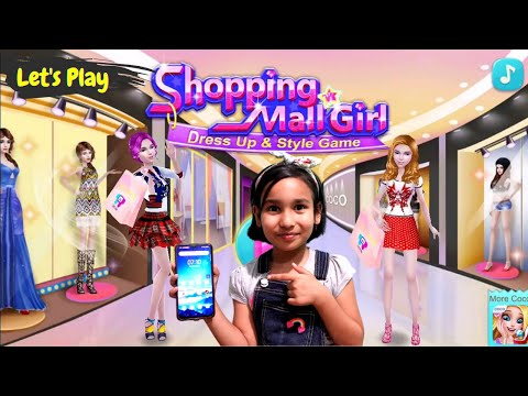 Shopping mall girl Video game Playing / Video Game / Lets play / #LearnWithPari #Aadyansh