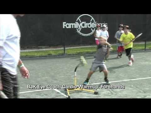 Group Lessons with Billie Jean King