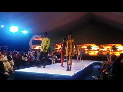 Kigali fashion week 2017 liputa collection by David