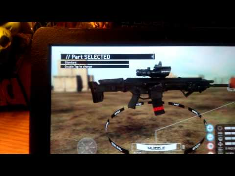 Ghost Recon Network Android app