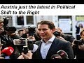 Austria just the latest in Political Shift to the Right