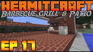 Hermitcraft - Ep17 - Barbecue Grill & Patio