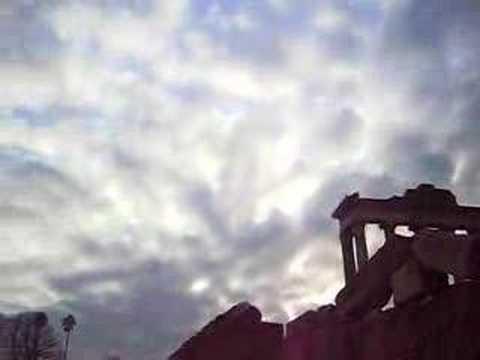 Tour Guide in the Roman Forum