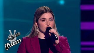 "Ragda Khanieva performs ""Bird Set Free"" - Blind Audition - The Voice Russia - Season 8"
