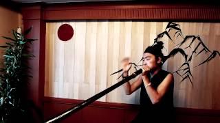 YOON - Crust wave (didgeridoo solo)