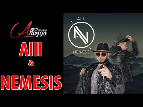 Alll & Nemesis - Dime Cuando (Lyrics Video)