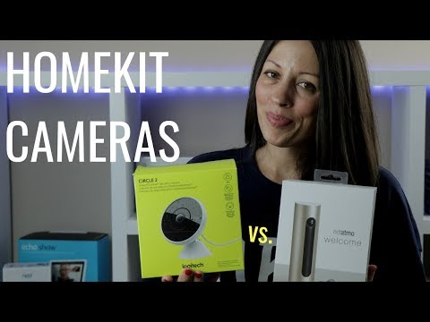 Using HomeKit With Home Security Cameras