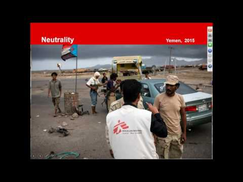 For Non-Medical Professionals: How to Work with Doctors Without Borders