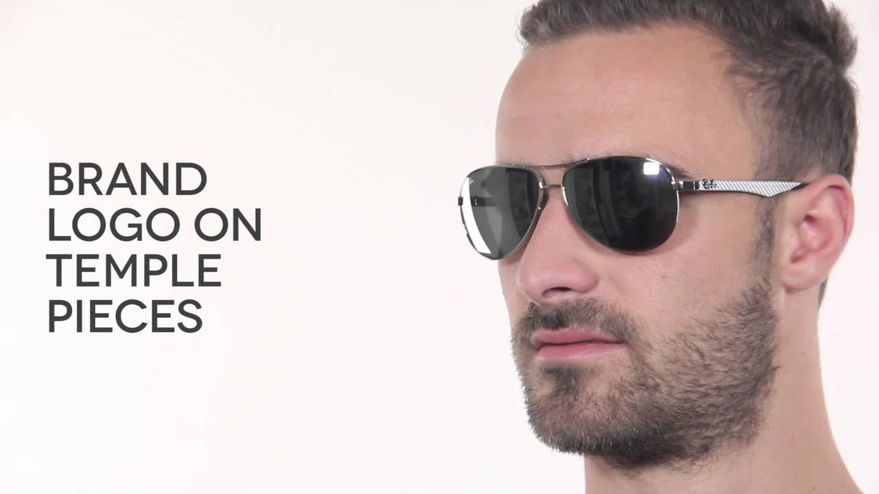 a4b0bbb880b Ray Ban RB8313 Carbon Fibre Sunglasses Review