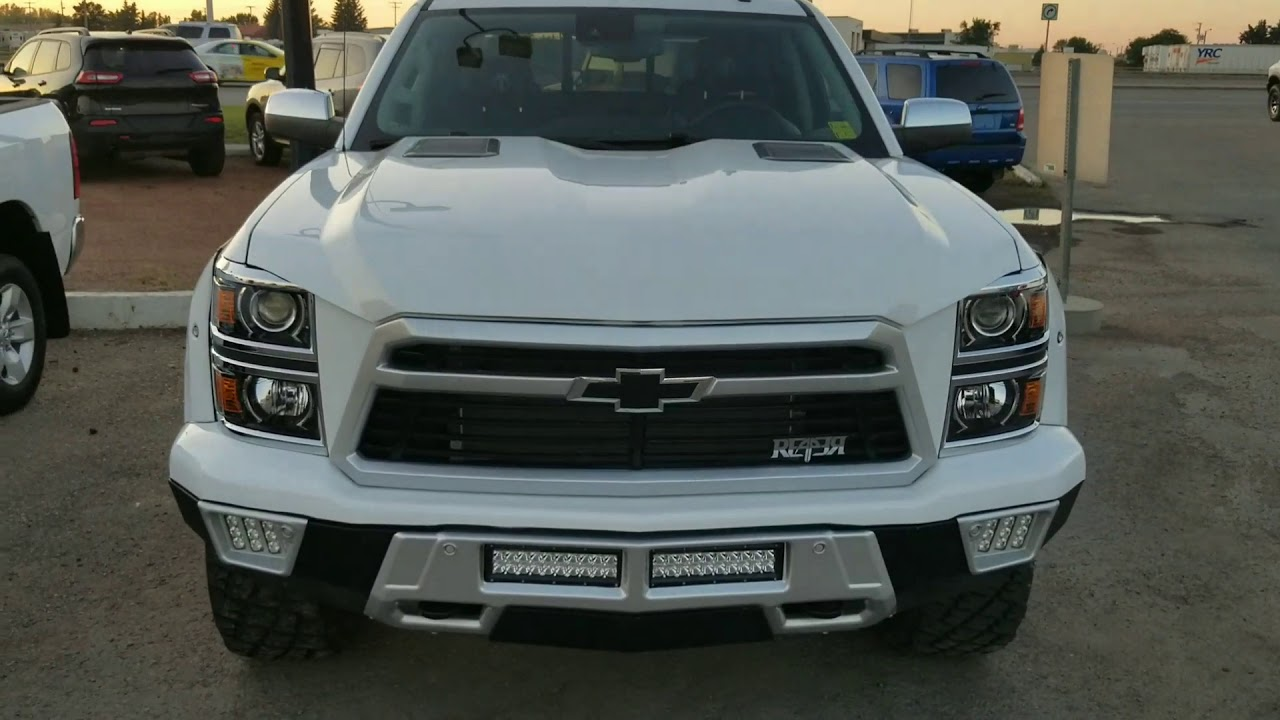 2020 Chevy Reaper Redesign and Review