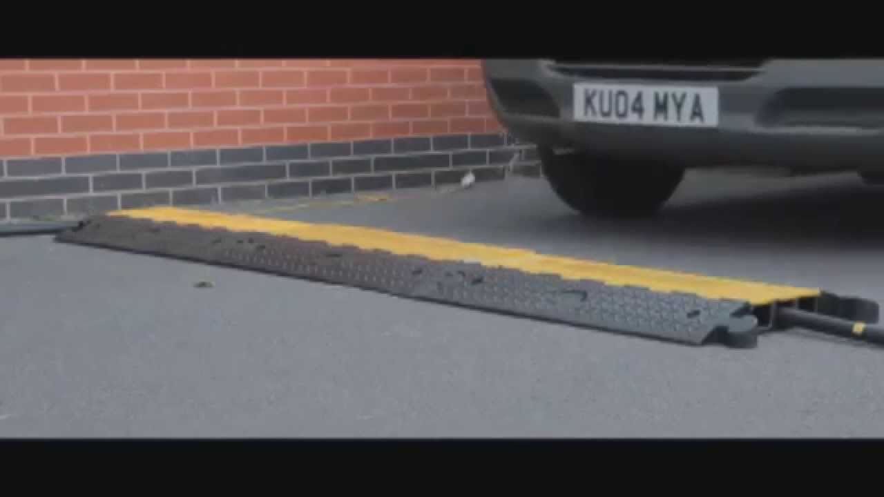 External Heavy Duty Cable Protector HDCP1 - YouTube