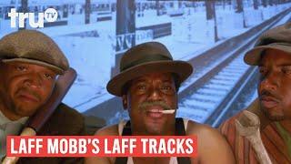 Laff Mobb's Laff Tracks - Taking Monopoly Way Too Seriously ft. Tony Baker | truTV