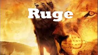 Ruge NEW WINE (Letra)