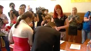 ТК Донбасс - Свадебный бум в Кировской колонии