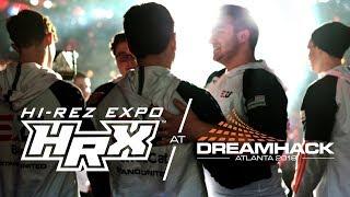 hi rez expo at dreamhack atlanta   tickets on sale now