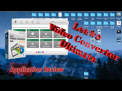Leawo Video Converter Ultimate REVIEW (Application Overview)