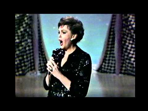 """JUDY GARLAND SINGS """"BY MYSELF"""" ON THE HOLLYWOOD PALACE HD"""