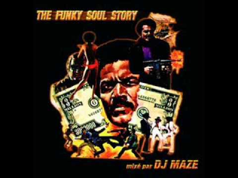 Dj Maze-The Funky Soul Story Vol 1