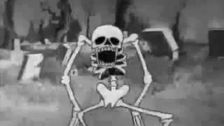Spooky Scary Skeletons (Remix) - Extended Mix VIDEO