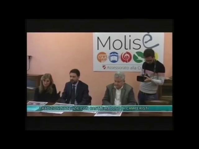 TLT MOLISE: presentazione 8° raduno camperisti, pasquette e 317^ ed Maitunat