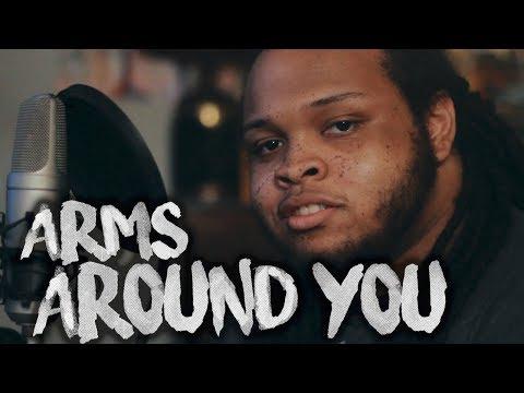 XXXTENTACION & Lil Pump ~ Arms Around You (Kid Travis Cover)