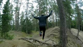 Trail moves - Running camera by VJTimpe