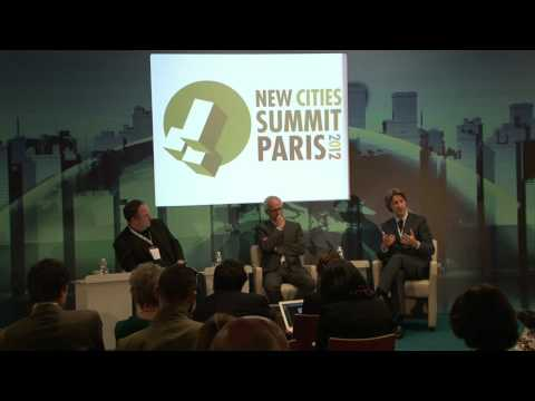 New Cities Summit 2012 - A City Shops - 16th May 2012