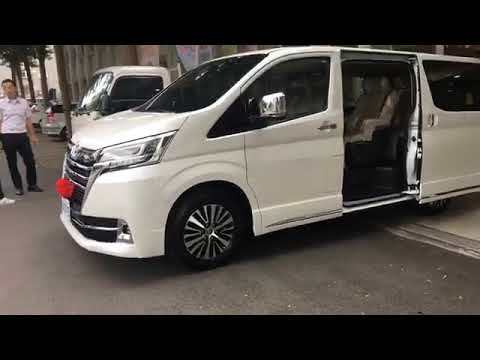 NEW 2020 TOYOTA GRANVIA First Car In The World First Car In The World
