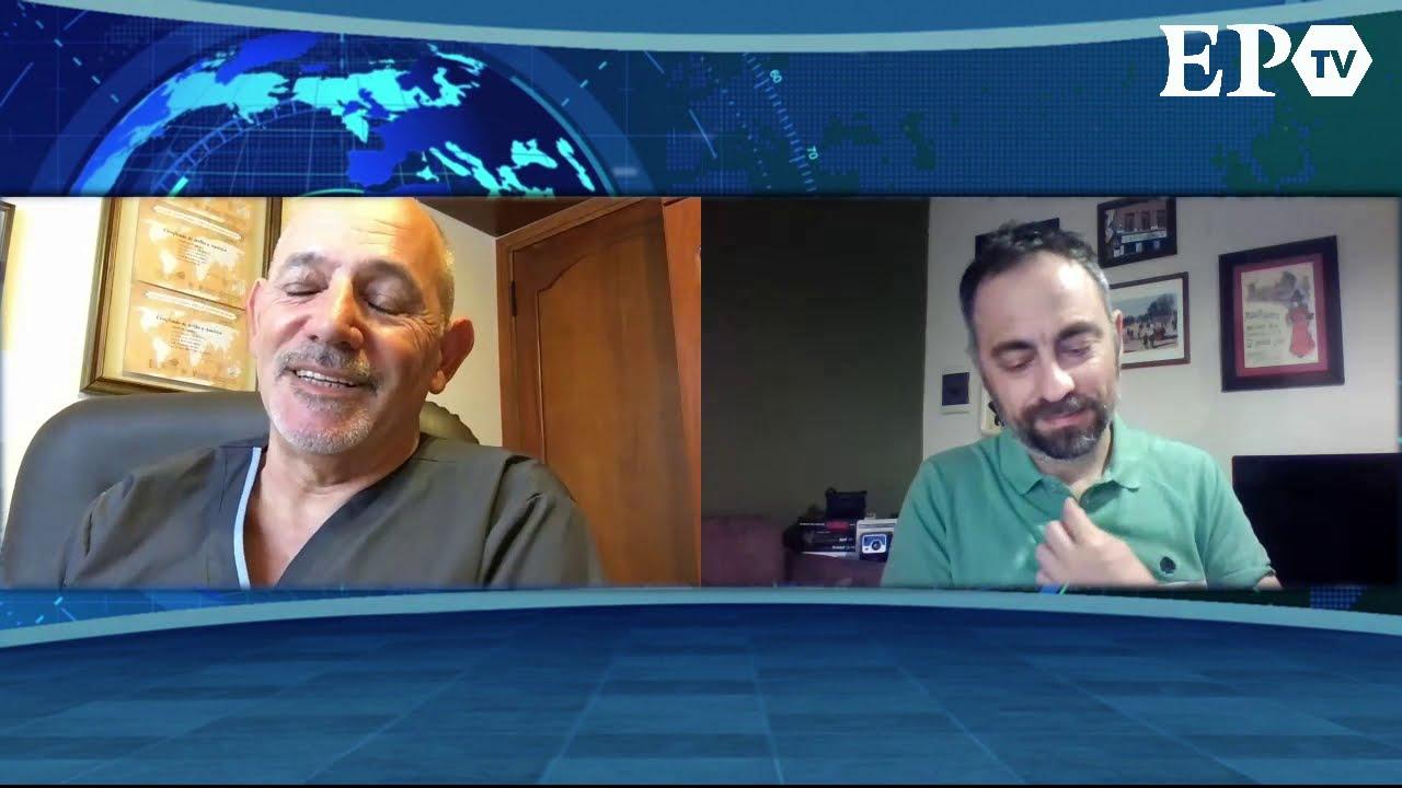 Daniel Puricelli habla sobre la seguridad de vacunas contra el coronavirus
