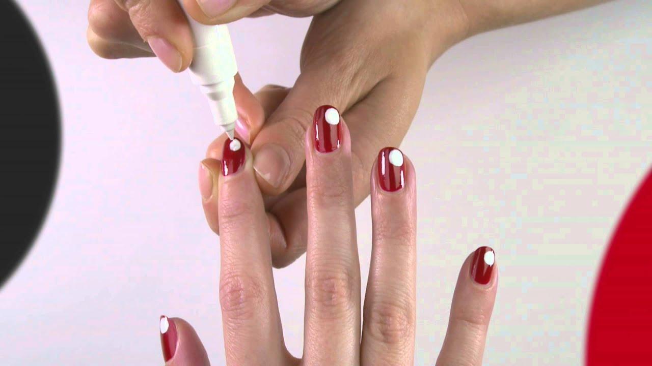 Disney S Nail Art Super Susse Hund Mit Blog Fingernagel Disney