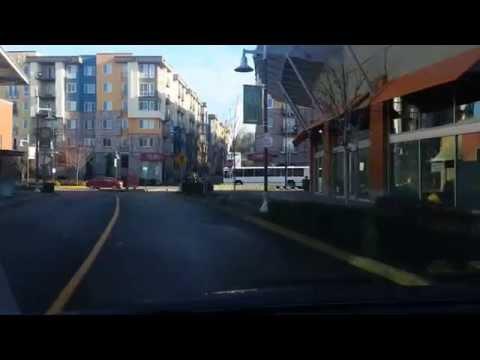 Tour of Renton Washington - Shopping Area