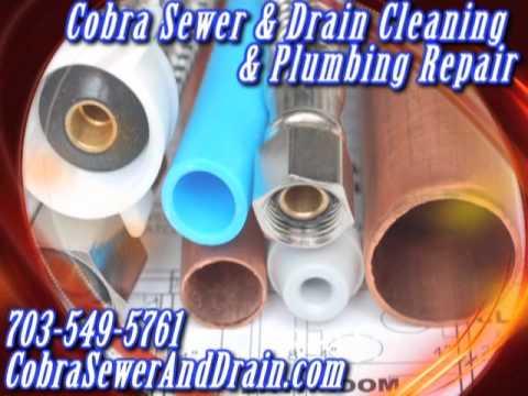 Sewer & Drain Repair in Dallas