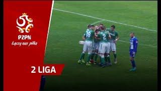 2 Liga: Magazyn skrótów (15. kolejka)