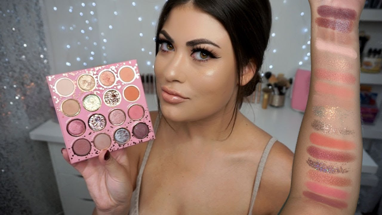 Truly Madly Deeply Eyeshadow Palette by Colourpop #3