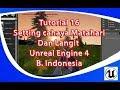 Tutorial 16 Setting cahaya matahari dan langit Unreal Engine 4  Indonesia