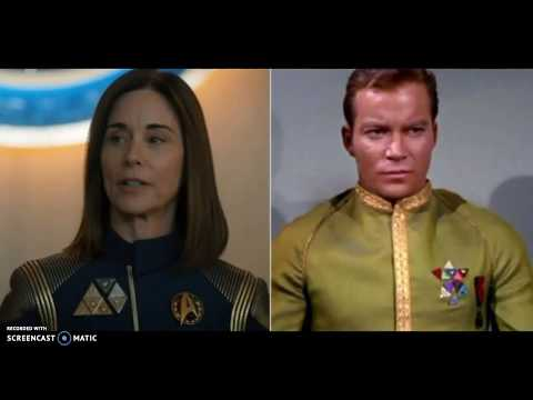 Star Trek Discovery Season One Finale - Canon References