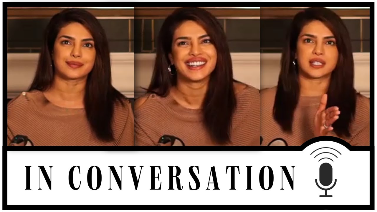 Priyanka Chopra Jonas's Secrets for Thriving in Business | In Conversation | Marie Claire