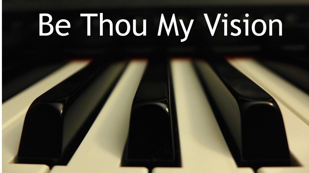Se tu mi vision | Instrumental piano - Kaleb Brasee
