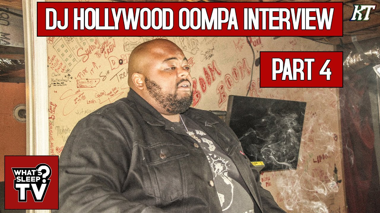 "DJ Hollywood Oompa Talks Drug Use In Music, ""Music & Drugs Go Together, It's A Reflection Of Life"""