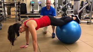 Golf Conditioning Program - Upper Body Strength