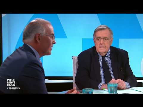 Shields and Brooks on Veterans Affairs ouster, census citizenship question