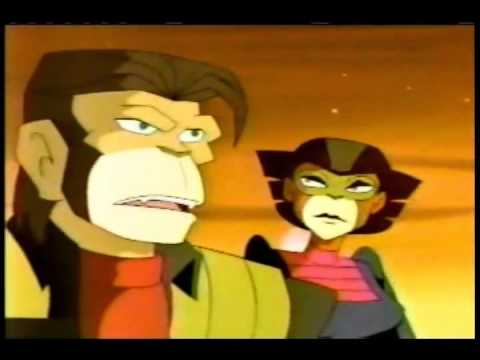 Download Captain Simian & The Space Monkeys Episode 10  Lawnmower Ape