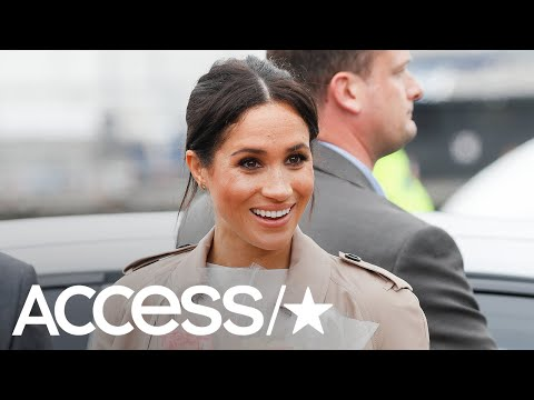 Meghan Markle's Old Instagram Pal Adorably Surprises Her In New Zealand   Access