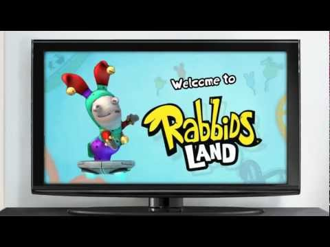 Rabbids Land - Launch Trailer - 0 - Rabbids Land – Launch Trailer