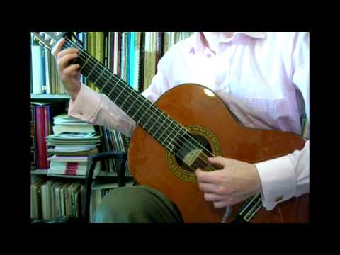 No Night So Long - Dionne Warwick (Fingerstyle...
